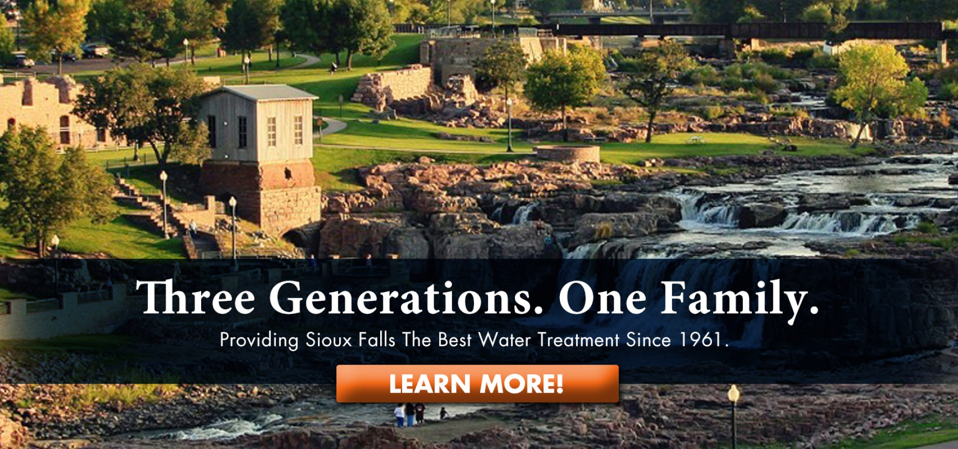 Welcome to Culligan Sioux Falls